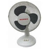 Настольный вентилятор Supra VS-901 White Grey