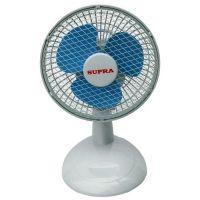 Настольный вентилятор Supra VS-601 White Blue